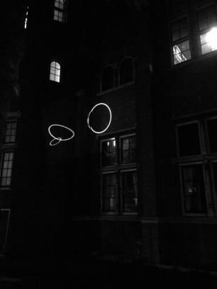 Parklicht 2017, gevel Tropeninstituut Amsterdam